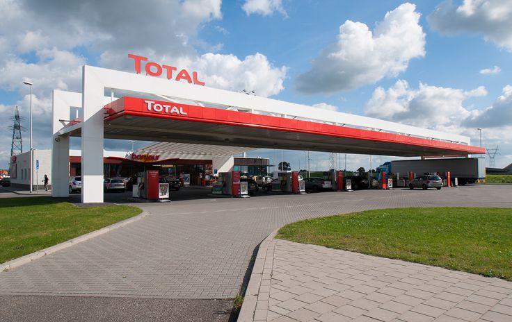"""Total Tankstation """"Aurora"""" te Leiderdorp - Meijer & van EerdenMeijer & van Eerden"""