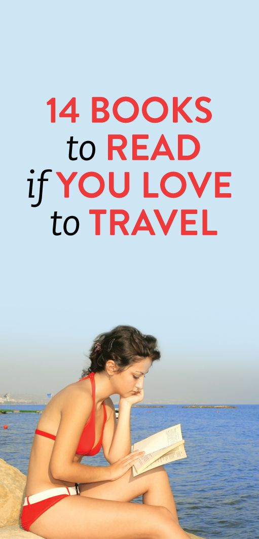 books to read if you love to travel #reading