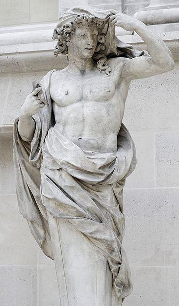 Francois Barois (1656-1726) | Vertumne. Louvre Museum