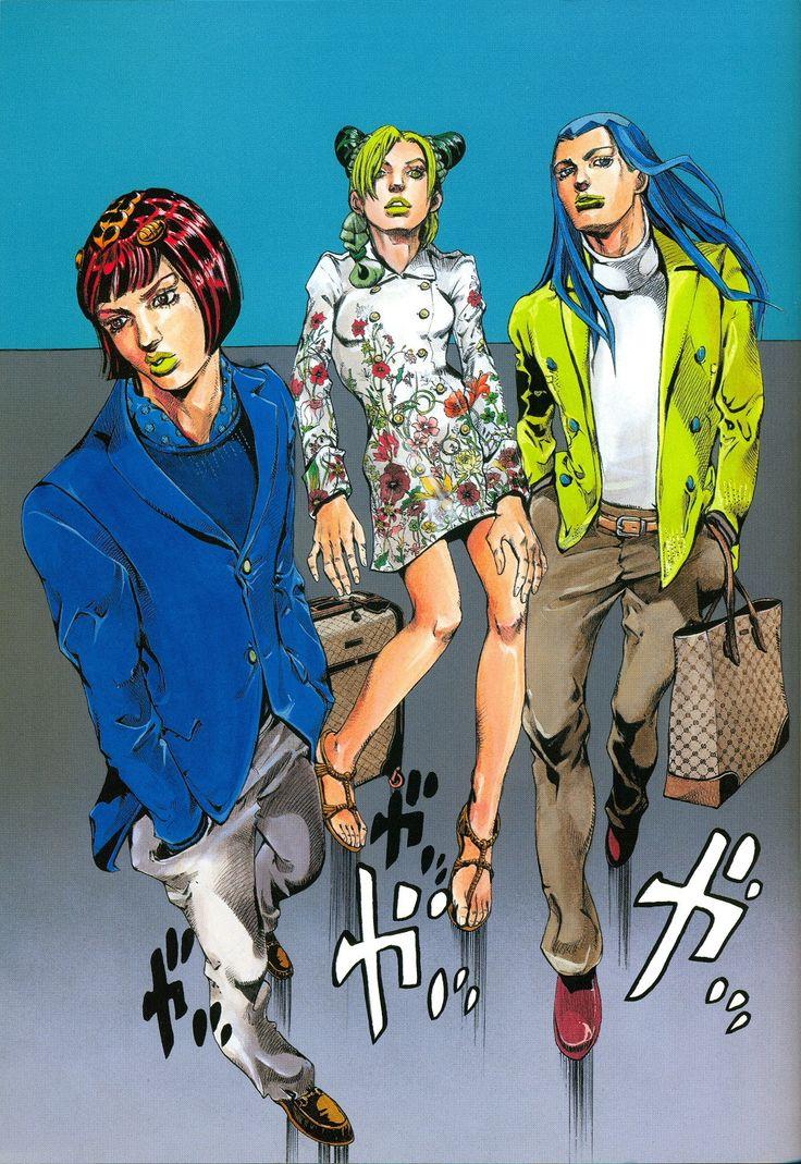 1-Araki Hirohiko: