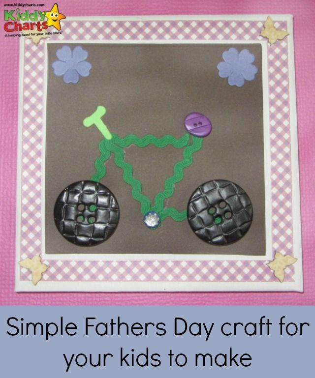 easy father's day crafts for grandpa