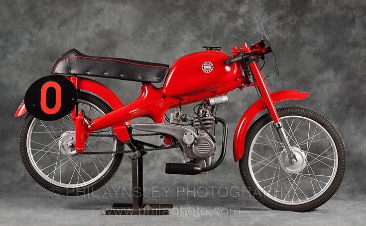 Motom  1958 48 racer
