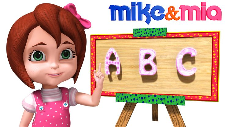 ABC Song is a nursery rhyme for children that teaches alphabets in a most funny manner