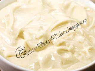 Retete Dieta Dukan: Maioneza Dukan