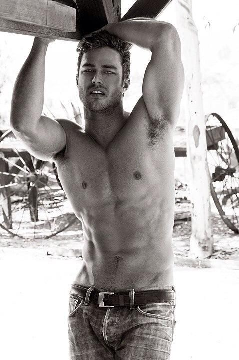 Taylor Kinney  - Oh My Goodness Gracious!!!  This man is georgeous!!  This is the reason I watch: Chicago Fire!!!
