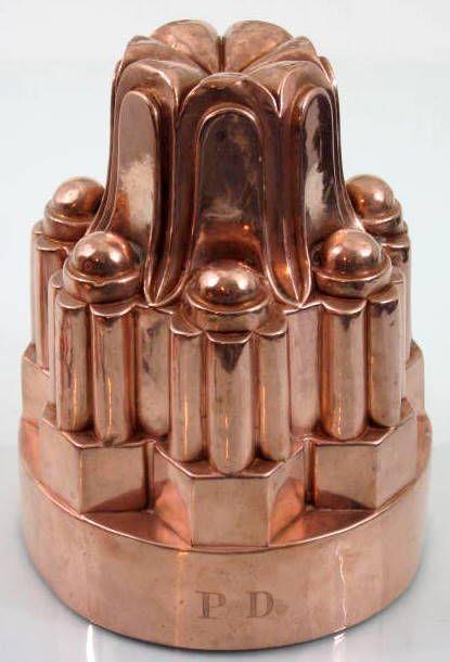 copper mold