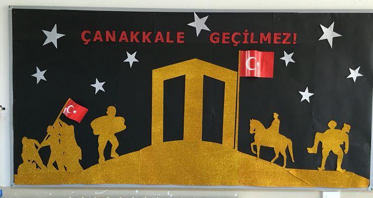 18 Mart Çanakkale Zaferi - 2016 okul panom