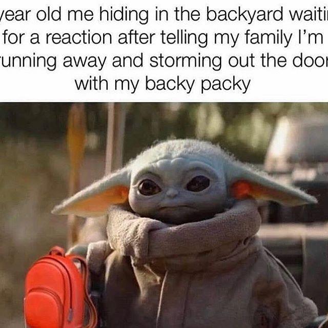 The Funniest Baby Yoda Memes Yoda Funny Funny Babies Funny Memes