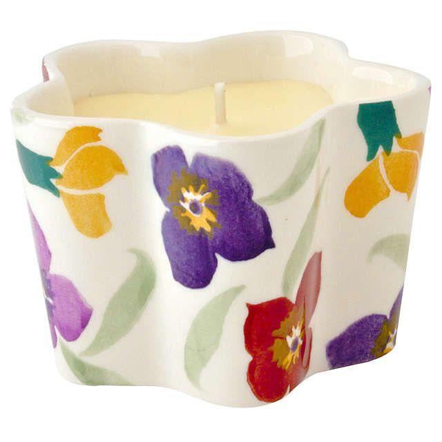 BuyEmma Bridgewater Wallflower Filled Candle Online at johnlewis.com