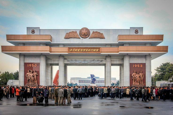 Travel tips to Visit North Korea on a budget. #Korea #NorthKorea #asia #pyongyang #travel #backpacking #northkorea #museum