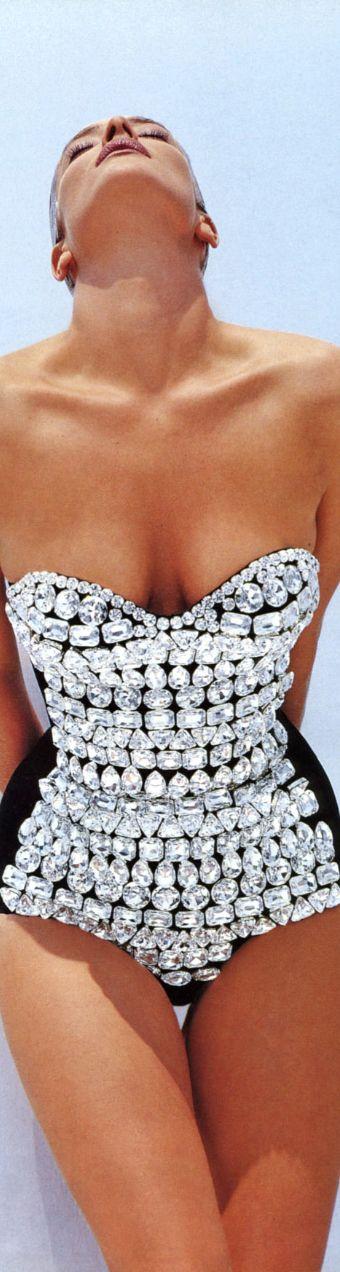 FIERCE FACTOR | Dolce&Gabbana | Stay Classy~LadyLuxury~