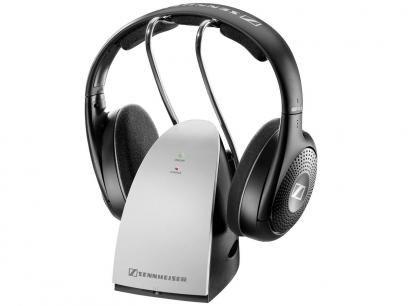 Headphone Sem Fio RS 120 - Sennheiser Bivolt http://www.magazinevoce.com.br/magazineevrson/p/headphone-sem-fio-rs-120-sennheiser/105478/
