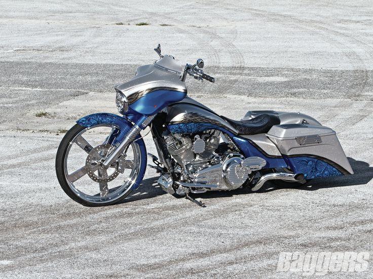 2010 Harley-Davidson Screamin' Eagle Street Glide