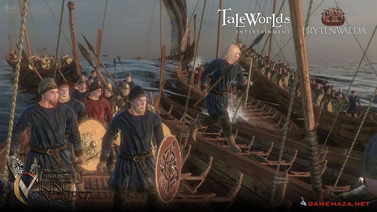 Mount and Blade Warband Viking Conquest Gameplay Screenshot 2