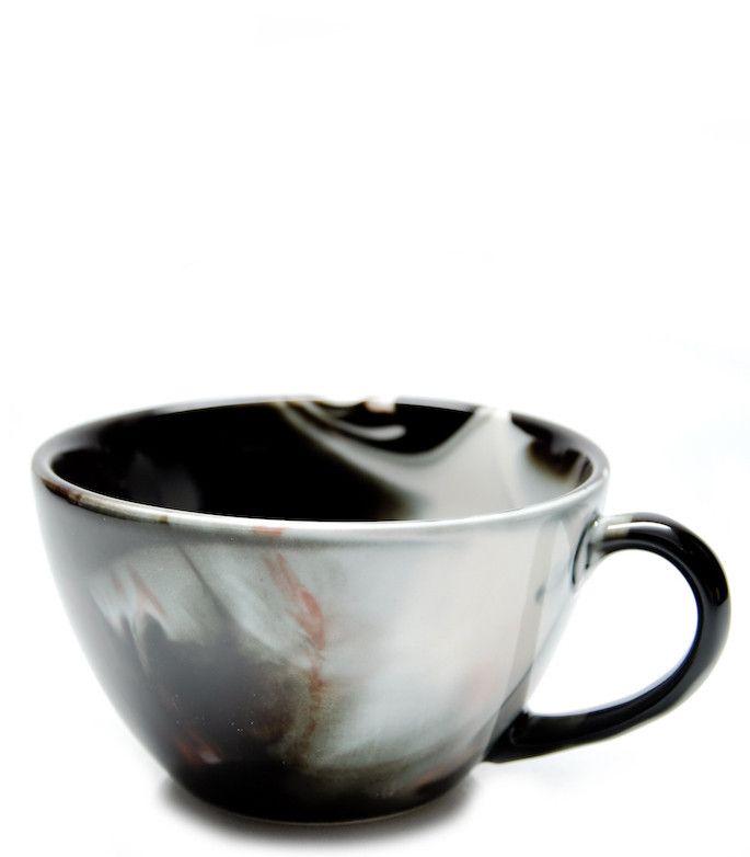 Marbled Latte Mug - or tea in my case