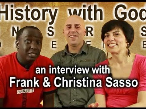 Youth Avenue TV Interview - Frank & Christina Sasso