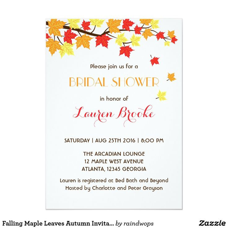 The 25+ best Autumn bridal showers ideas on Pinterest | Fall in ...