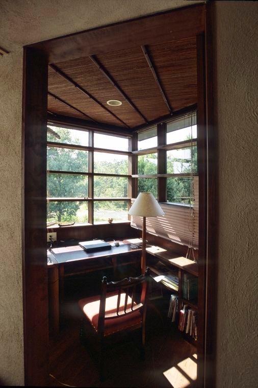 Lovely writing room.