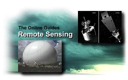Remote Sensing: the online guides