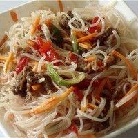 Фунчоза из рисовой лапши