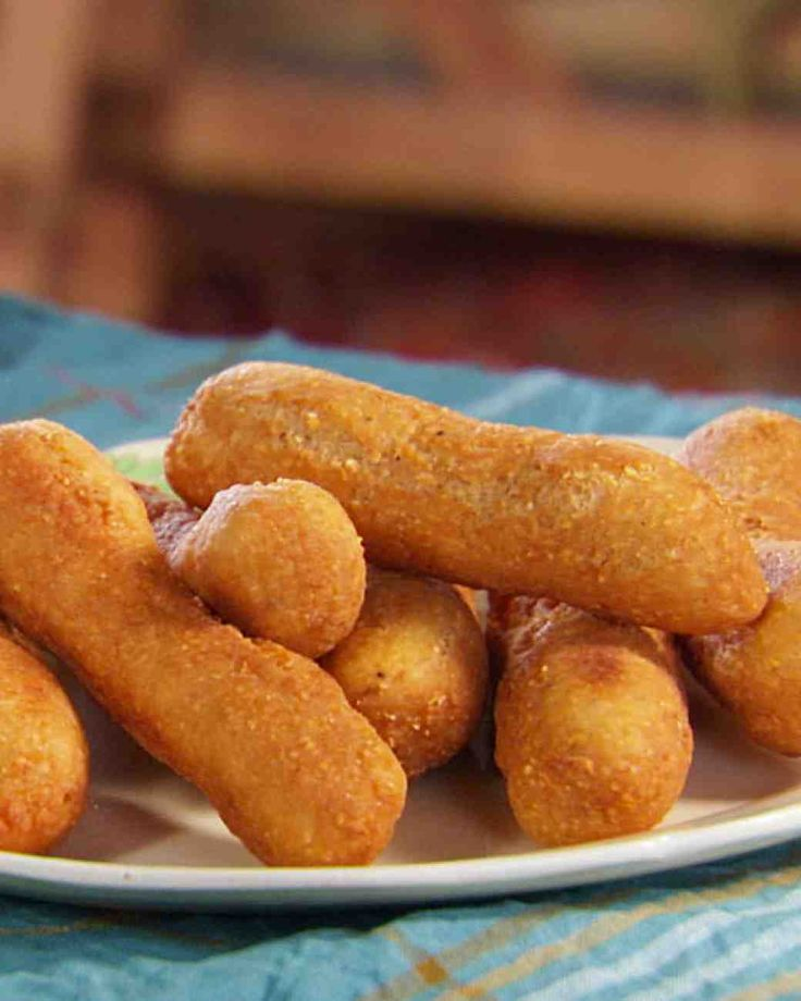 Festival recipe corn bread jamaican recipes and food for Fried fish recipe cornmeal