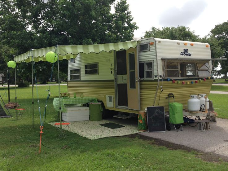 15 Best 70 S Prowler Travel Trailers Images On Pinterest