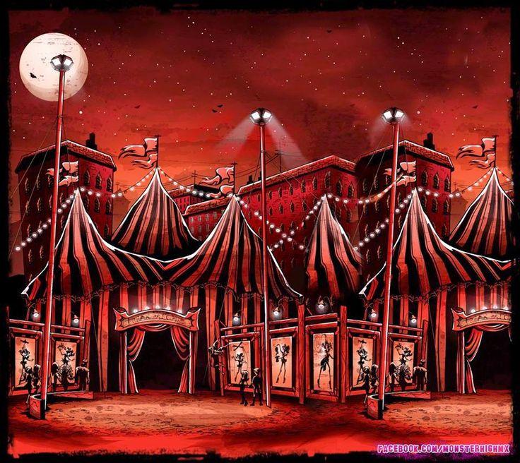 даже самое цирк монстр хай из какого города компрессионное
