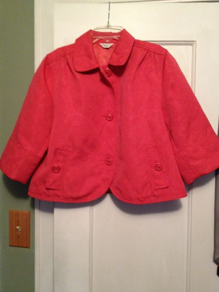 Cropped jackets, Laura ashley and Watermelon on Pinterest