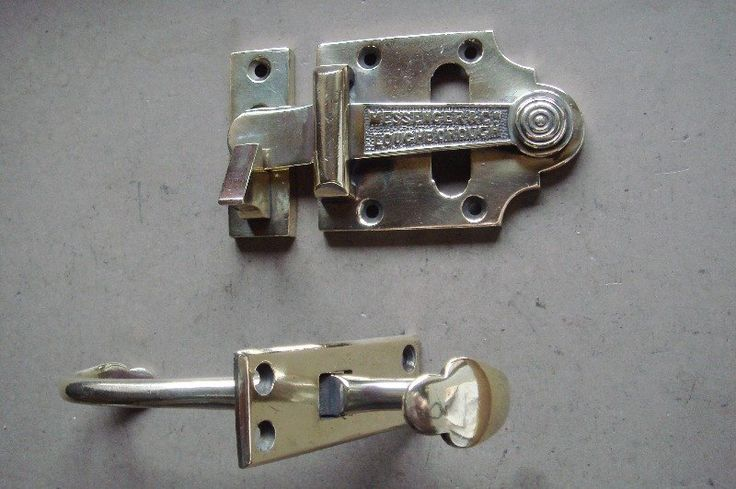 Messenger Amp Co Conservatory Or Greenhouse Door Latch
