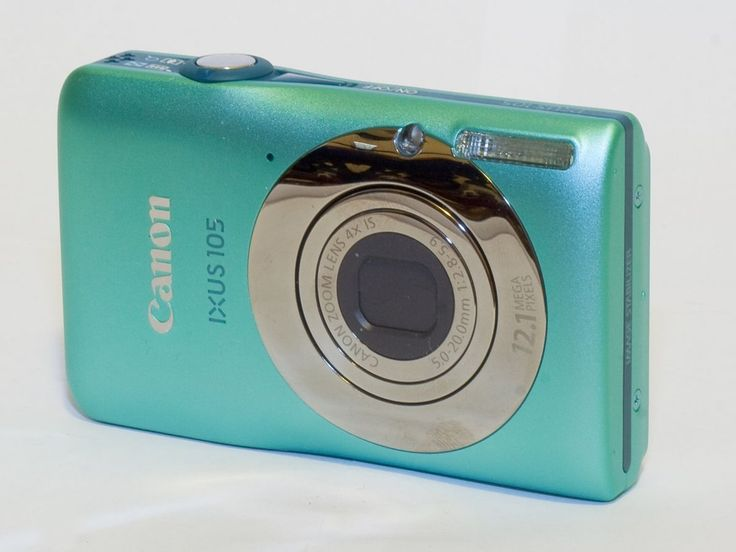 Canon IXUS 105 IS review | The update to the IXUS 95 sits firmly in the midrange Reviews | TechRadar
