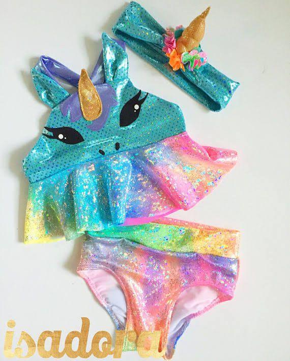 Unicorn Bathing Suit Ropa De Unicornio Cosas De Unicornio Ropa