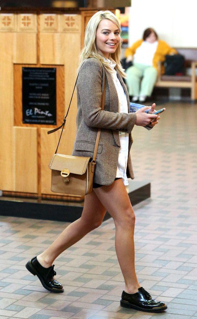 She Wears Short-Shorts