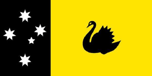 Flag of Western Australia @