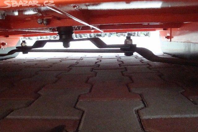 sekačka -mulčovač SLM 120 za traktor od 14 Hp - obrázek číslo 4
