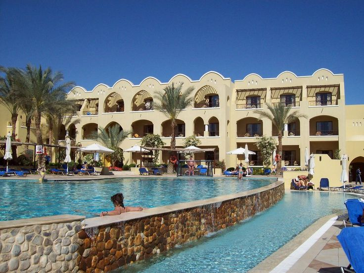 Sol Y Mar Hotel Makadi Sun in Ägypten