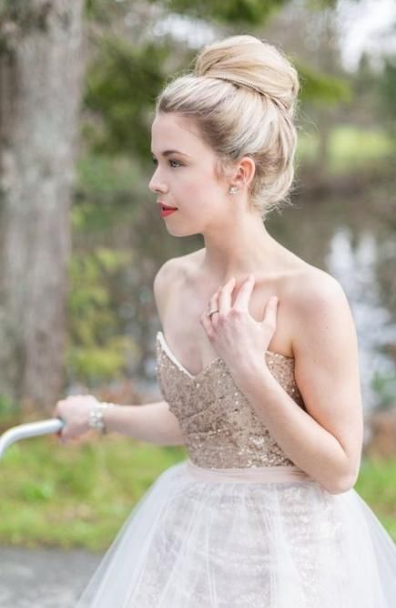 Hair bun formal top knot 27 ideas for 2019
