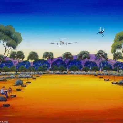 Coming In To Land - Howard Steer