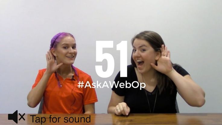 Taylor and Kelsey review how small businesses can take advantage of Facebook LIVE and make it a total success! Watch now and enjoy episode 51 of AskAWebOp!