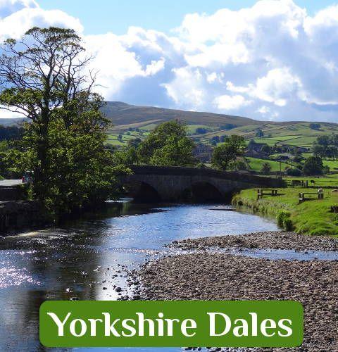 Yorkshire Dales in Engeland