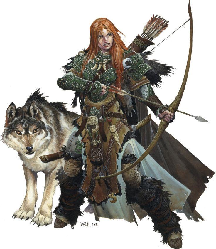 Ranger mulher