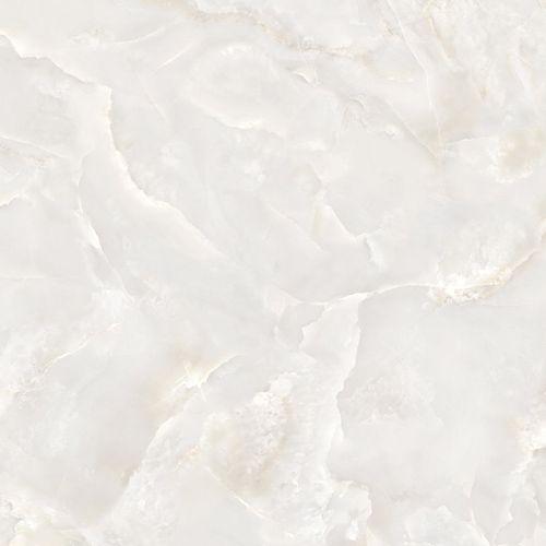 detailed image of ferrara glacier white ultrathin marble effect porcelain tile white