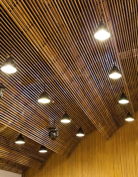 Bamboo Ceiling Tiles Aunt Sue Info