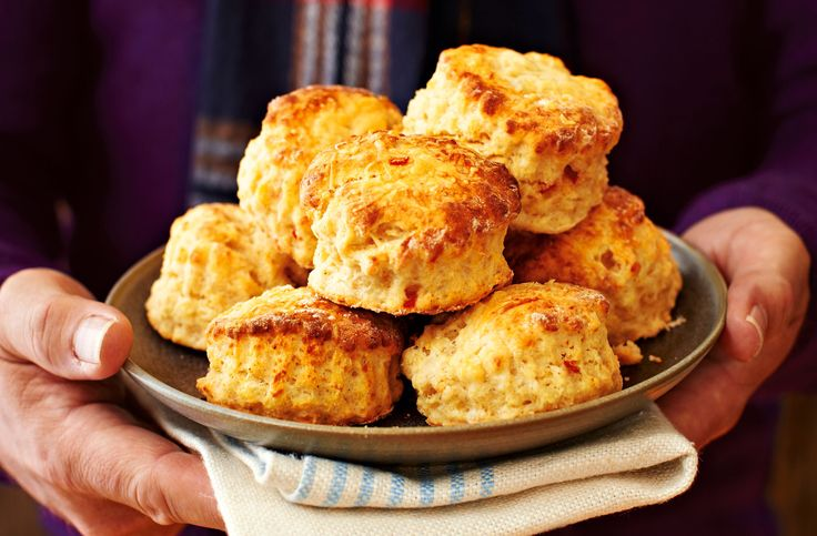 Chilli cheese scones | Tesco Real Food