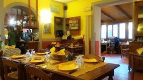 Osteria San Vivaldo. Via S. Vivaldo, 21, 50050 Montaione (FI)