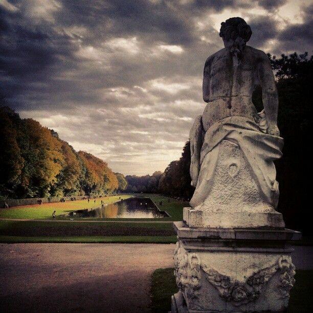 Schlosspark / Palace Garden Benrath, Düsseldorf, Germany