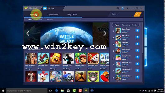 bluestacks app player offline installer rooted full version
