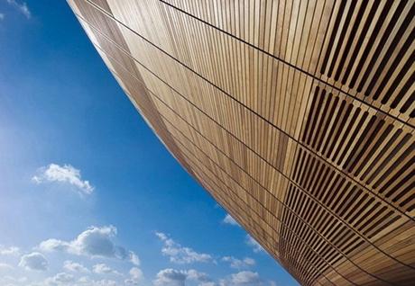 London Olympics Velodrome