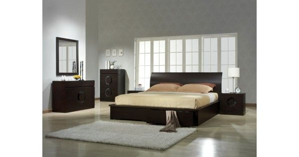 ZEN BEDROOM SET BY J&M FURNITURE  Zen Bedroom from J&M Furniture offers alluring designs and colors of the modern bedroom. Furniture presented in these collections will perfectly compliment bedrooms of any size and color theme.  You can buy a complete bedroom set