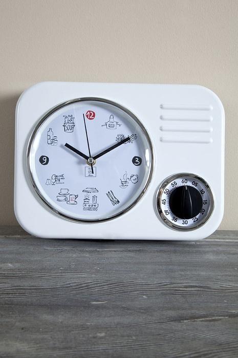 La Cucina clock