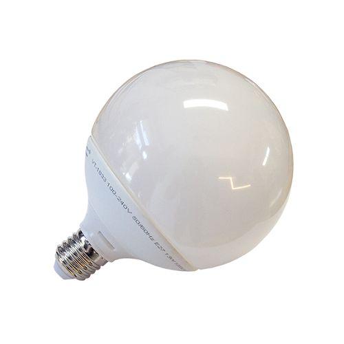 Λάμπα led 13W G120 230V Ε27 v-tac φυσικό λευκό 4500Κ 1055lumen 200°